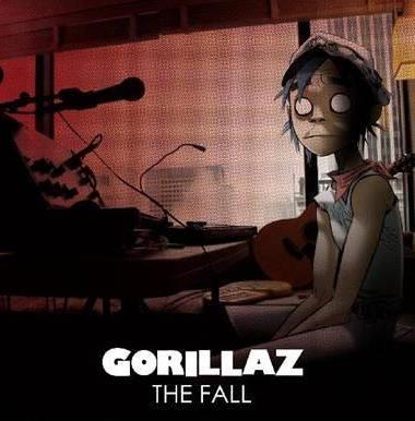 GORILLAZThe Fall ya a la venta,