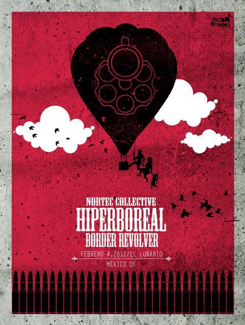 HIPERBOREAL4 de Febrero / Lunario del Auditorio Nacional