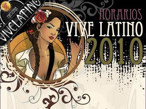 ROCKSONICO.COM Presente en el Vive Latino 2010,