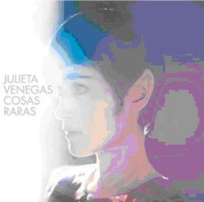 JULIETA VENEGAS Presenta nuevo álbum,