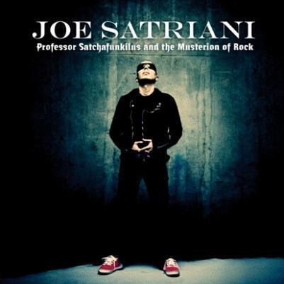 JOE SATRIANIPresenta nuevo álbum ,