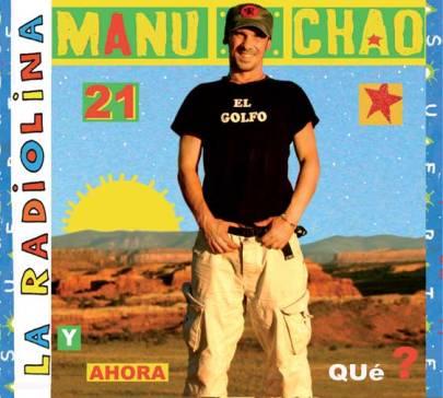 MANU CHAO Nuevo Disco 'La Radiolina',