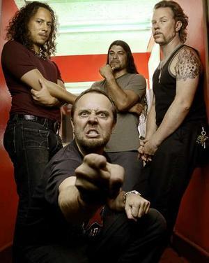 METALLICALanzamiento de Death Magnetic, en primeros lugares