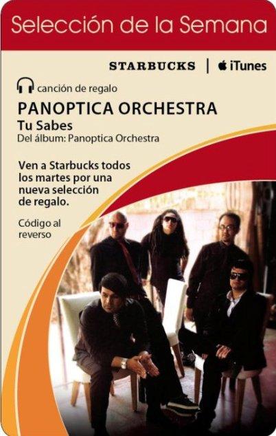 PANOPTICA ORCHESTRAEsta semana en Itunes