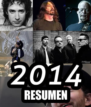 2014 en el ROCKUn pequeño resumen,