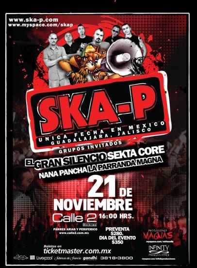 SKA-PRegresa a México