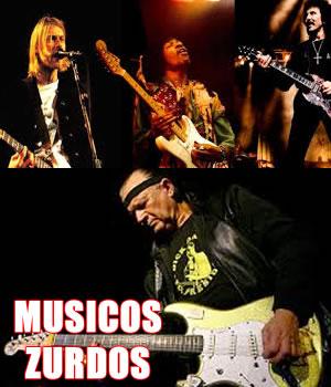 ROCKEROS ZURDOSTe imaginas el rock sin estos grandes músicos zurdos, Grandes músicos rockeros que son zurdos,  Jimmy Hendrix y Kurt Cobain entre los rockeros zurdos mas destacados,  Conoce a los rockeros que son zurdos, Paul McCartney y Ringo Starr eran zurdos