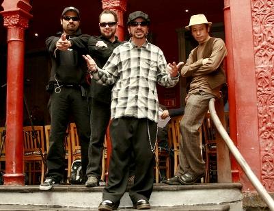 LUMINARIAS DEL ROCK 2008En el Vive Cuervo Salón,