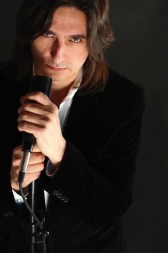 ALFONSO ANDREPresenta su primer disco solista - 27 Agosto,