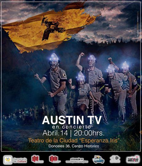 AUSTIN TV14 Abril - Teatro de la Ciudad