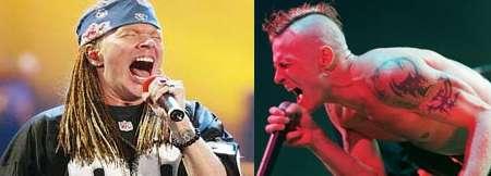 Guns N Roses VS. Velvet Revolver Problemas entre Scott Weiland y Axl Rose