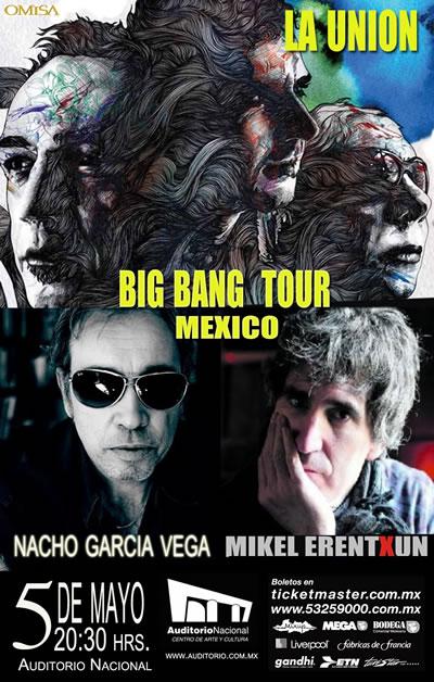 BIG BANG TOURLa Movida Madrileña en México - 5 Mayo,