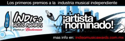 MOVUS Banda Nominada para los INDIE-0