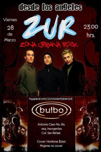 ZUR ZONA URBANA ROCK En entrevista pra Rocksonico,