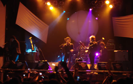 LOS BUNKERSHard Rock Live  - Reseña,