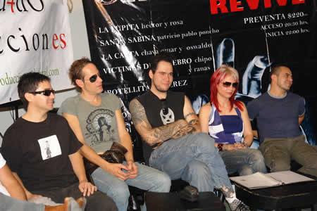 GRAN ROCK REVIVEla Grandeza del Rock - 20 Sept - Vive Cuervo - Reseña Conferencia
