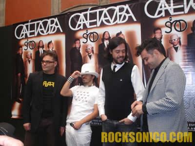 CAFE TACVBAConferencia de Prensa - Reseña,