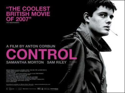 CONTROLLa película de la vida de Ian Curtis