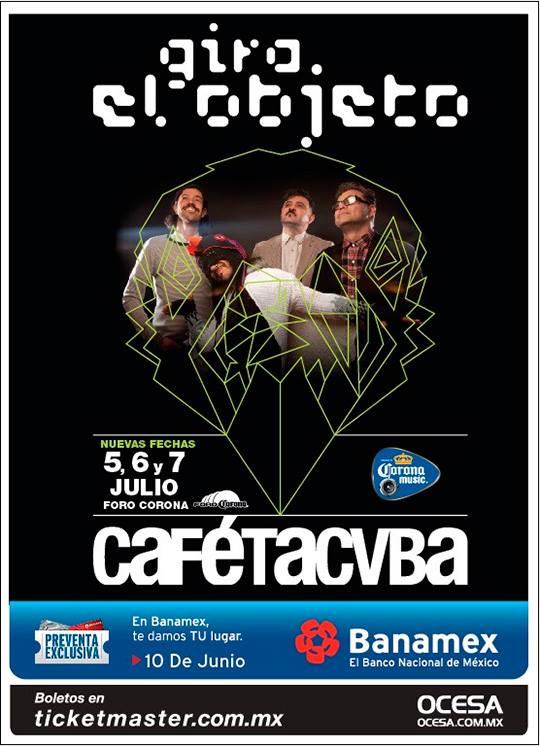 CAFE TACVBAForo Corona 5 y 6 de Julio,