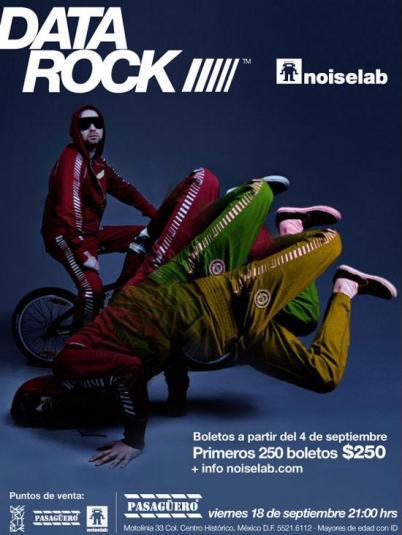 DATAROCKEn México