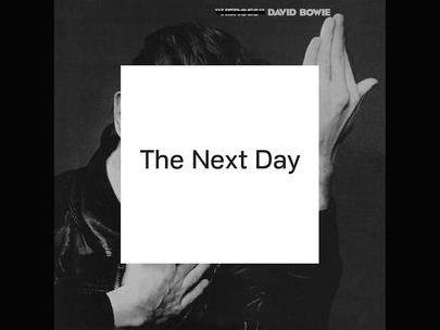 DAVID BOWIEThe Next Day, su más reciente producción,