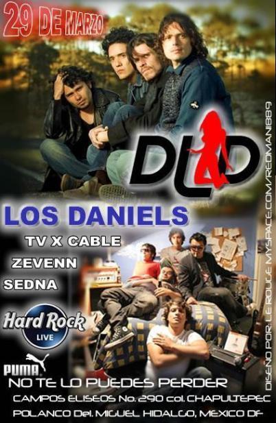 DILDO En el Hard Rock Live
