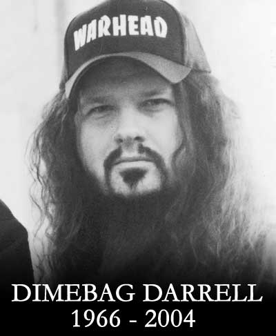 Asesinan a Darrel Abbott (Dimebag Darrell)ex-guitarrista de Pantera,