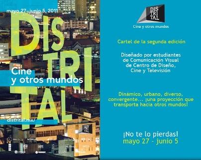 MÚSICA Y CINEEn el Festival Distrital
