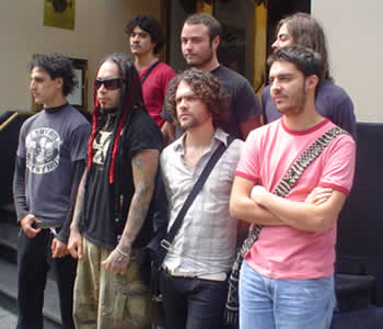 Conferencia de Bengalaen el Hard Rock live - Reseña