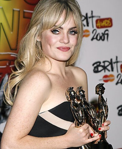 DUFFY Máxima ganadora de los Brit Awards