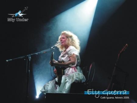 ELY GUERRAConcierto Acústico en Monterrey - RESEÑA