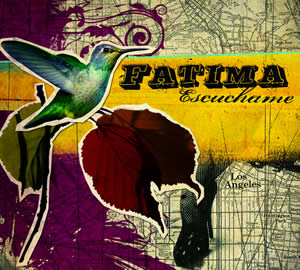 """FATIMALanzamiento de su álbum """"Escúchame"""" en la Republica Mexicana, con gira incluida,"""