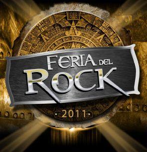 FERIA DEL ROCK 2011Exposición de la cultura del rock - 27 al 29 Oct,