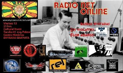 RADIO NET ONLINE FESTCultural Roots,