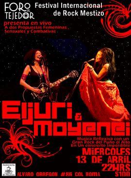 ELJURI & MOYENEIEn el Foro Tejedor - 13 Abr