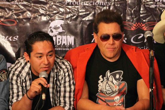 FESTIVAL ROCKALAVERAConferencia de Prensa