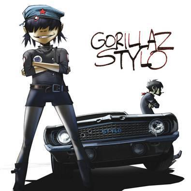 GORILLAZHabla del éxito de su nuevo disco...