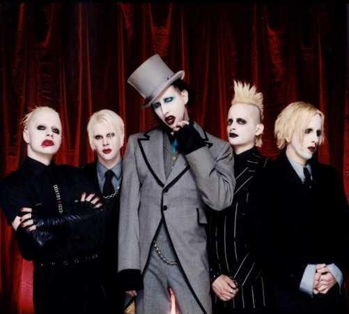 Korn, Marilyn Manson ,Apocalyptica y Mudvayne  Foro Sol, 7 de noviembre