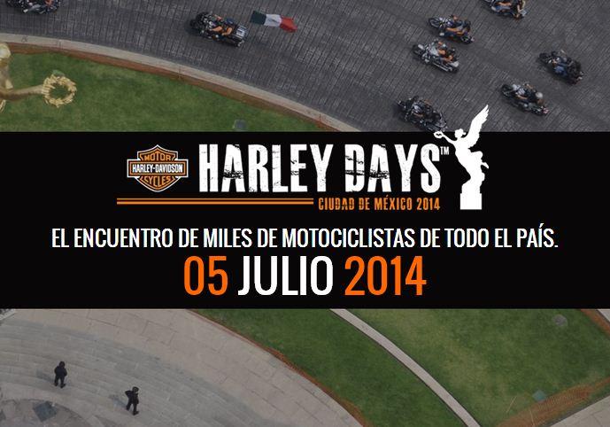 HARLEY DAYSPalacio de los Deportes - 5 de Julio