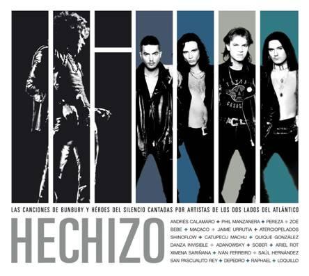 HECHIZO, TRIBUTO A BUNBURY Y HEROES DEL SILENCIOA la venta el 16 de Noviembre