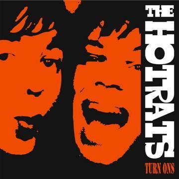 THE HOTRATSSacan a la venta disco hoy,