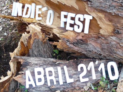 INDIE O FEST 201021 Abril - Conoce el Cartel,
