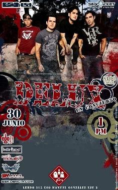 DELUXEn el Ghetto 30 de Junio