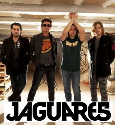 JAGUARESCierra en Octubre ciclo del álbum [45] con conciertos.