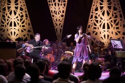 JULIETA VENEGAS Estreno de MTV Unplugged
