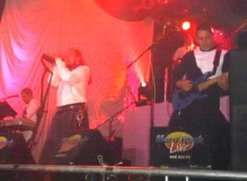 La Casta Presenta Llama Doble (Primera Llama)Hard Rock Live- RESEÑA,