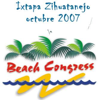 ROCKSONICO.COM EN IXTAPA ZIHUATANEJOApoyando al BEACH CONGRESS 2007