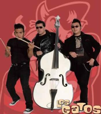 LOS GATOSNuevo Disco 'Rockabileando con Los Gatos'