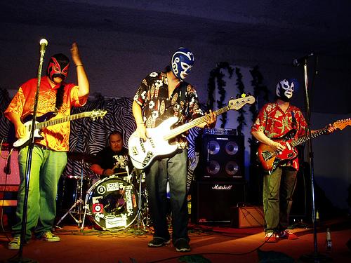 EVENTOS EN CNAEly Guerra, Lost Acapulco, Liber Terán, Twin Tones del 11 al 20 de Noviembre,