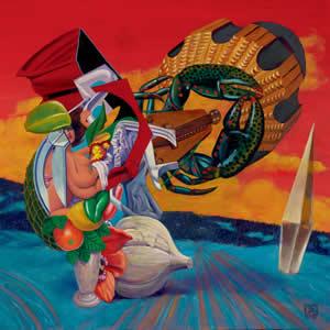 THE MARS VOLTAPresenta nuevo disco: OCTAHEDRON